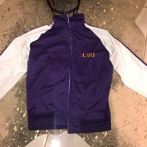 Other - Men's Sz xl LSU Track Jacket 💜💛